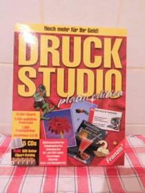 Druck Studio platin edition Franzis 2003