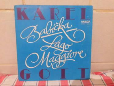 Karel Gott - Babic`ka, Lago Maggiore