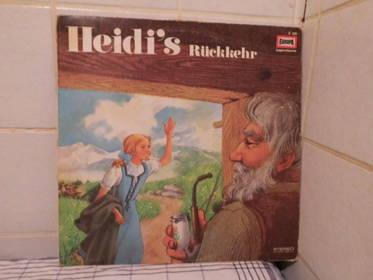 'Heidi`s Rückkehr'