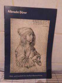 Albrecht Dürer - Bild - und Leseheft