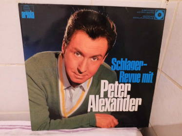 Schlager - Revue mit Peter Alexander