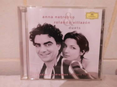 Anna Netrebko and Rolando Villazon - Duets
