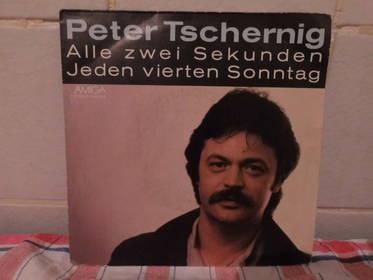 Peter Tschernig - Alle zwei Sekunden, Jeden vierten Sonntag
