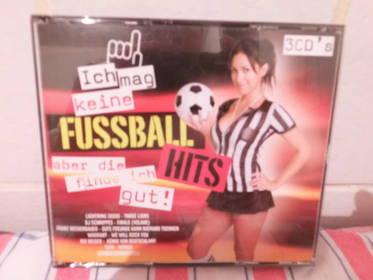 Ich mag keine Fussball Hits, aber die finde ich gut !