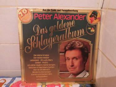 Peter Alexander - Das goldene Schlageralbum