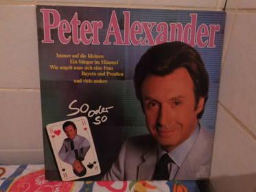 Peter Alexander - So oder so