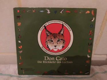 Don Cato - Die Rückkehr des Luchses