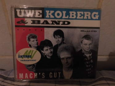 Uwe Kolberg and Band - Mach`s gut