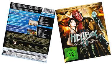 Hellboy - Die goldene Army