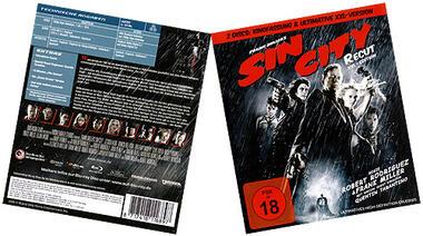 Sin City (2-Disc XXL-Recut Edition)