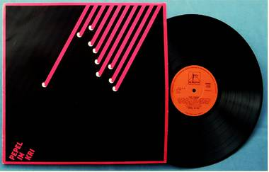 LP / Schallplatte : Pepel In Kri:- Von Dan Ljubezni 1976