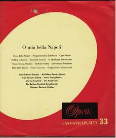 O mia bella Napoli - Gerhard Winkler