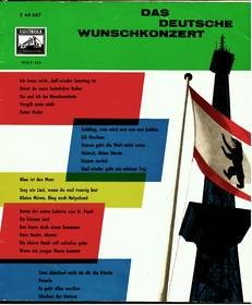 Das Deutsche Wunschkonzert - Pop aus den 1960er Jahren