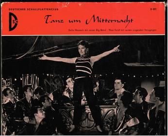 Tanz um Mitternacht - Delle Haensch Big Band - Theo Ferstl