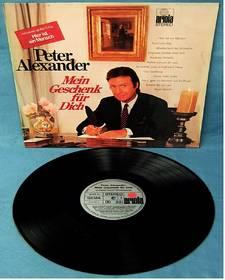 Peter Alexander : Mein Geschenk für dich