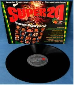 Super 20 - Die neue Starparade