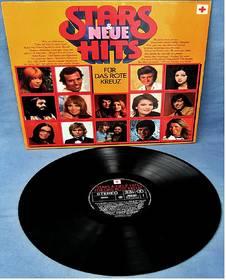 Stars & Neue Hits für das Rote Kreuz
