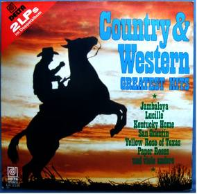 Country & Western - Greatest Hits - 2 LPs