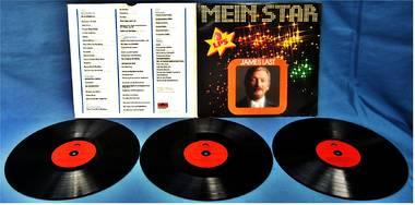 James Last – Mein Star - 3 x LP