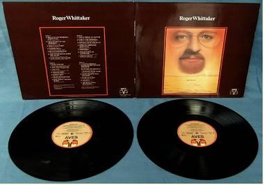 Roger Whittaker – In Concert - Doppel-LP