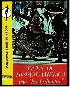 Los Brillantes : Voces Hispanoamerica - Mexikanische Tanzmusik