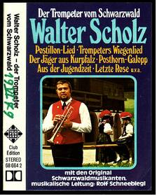 MC - Der Trompeter vom Schwarzwald - Telefunken Nr. 68 664 2
