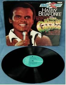 Harry Belafonte – The King of Calypso