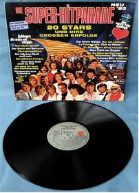 Die Super-Hitparade Neu '83 - 20 Stars
