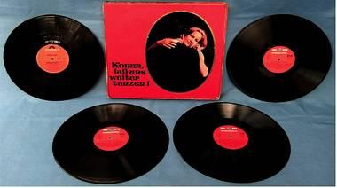 4 LP-Box : NON-STOP-Party - Komm, lass uns weiter tanzen!