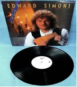 Edward Simoni : Festliches Panflöten-Konzert