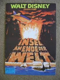 Filmprogramm - Insel am Ende der Welt  - (NFK 157) von 1975