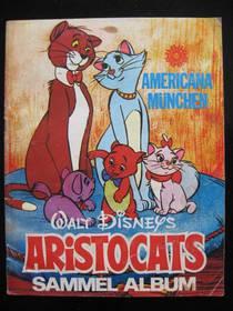 Aristocats - Sammelalbum (1971)