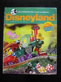 Disneyland Nr. 3 (von 1972)