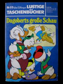 Walt Disneys Lustige Taschenbücher Band 69