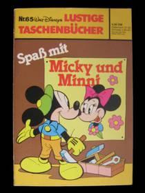 Walt Disneys Lustige Taschenbücher Band 65