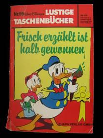 Walt Disneys Lustige Taschenbücher Band 59