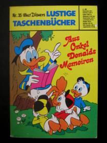 Walt Disneys Lustige Taschenbücher Band 35