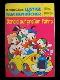 Walt Disneys Lustige Taschenbücher Band 22