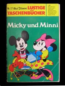 Walt Disneys Lustige Taschenbücher Band 17