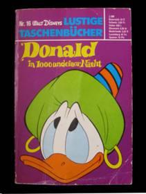 Walt Disneys Lustige Taschenbücher Band 16
