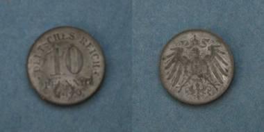 10 Pfennig - Deutsches Reich von 1920