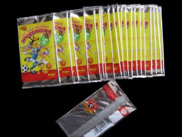 Looney Tunes - Die total verrückte Sportarena (21 Packungen)