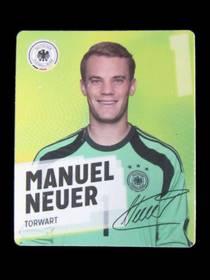 Manuel Neuer - Offizielle DFB Sammelkarte (Rewe 2014)