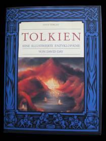 David Day - Tolkien - Eine illustrierte Enzyklopädie