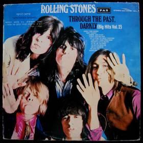 Rolling Stones - Through The Past Darkly (PAX - LP)