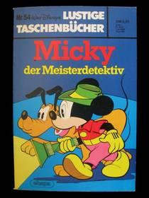 Walt Disneys Lustige Taschenbücher Band 54