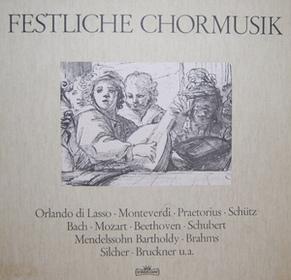 Festliche Chormusik