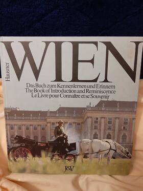 Wien Das Buch zum Kennenlernen und Erinnern von Hausner