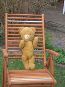 Teddys u.ä., alt