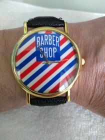 Armbanduhr Barber Shop
